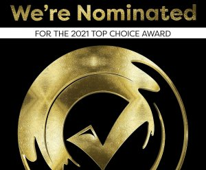 Read more about the article 2021 Top Choice Award Nomination