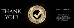 Read more about the article Winner of Top Choice Award in Accounting Services Category
