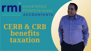 Read more about the article Are CERB and CRB benefits taxable?