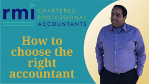 Read more about the article 5 tips for choosing the right small business accountant