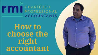 the right accounting firm
