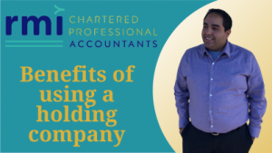 Read more about the article Benefits of using a holding company in Canada