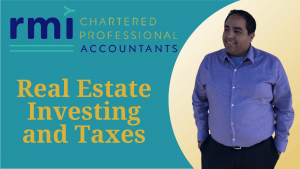 Read more about the article Real estate investing and taxes